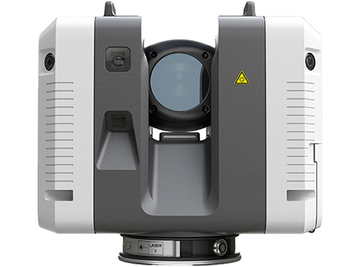 3D laserscanner Ingenieursbureau Groothedde