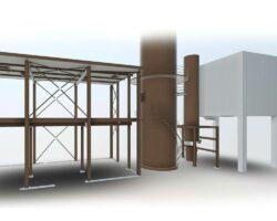3d-intekenen-silo